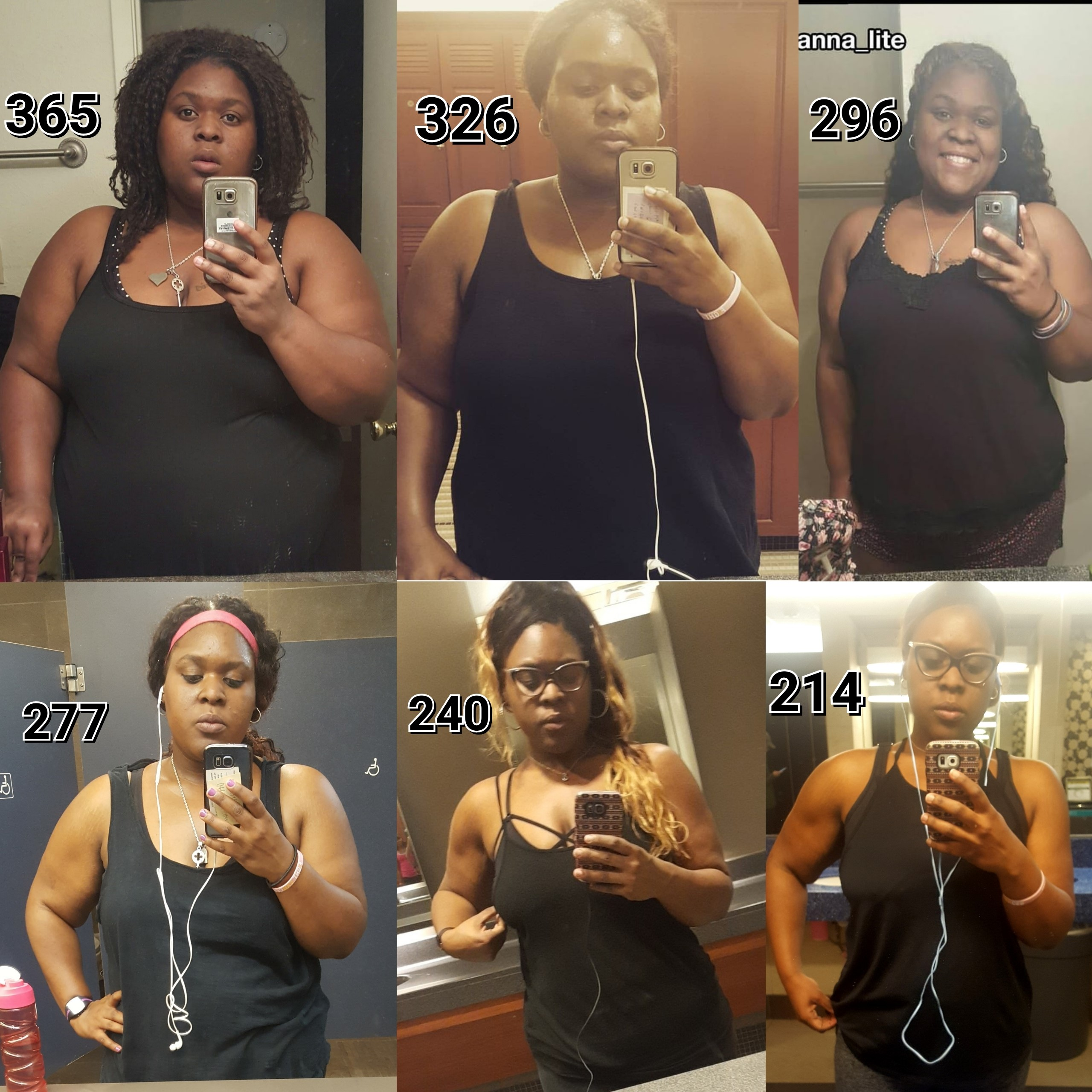 NauBriana lost 150 pounds! See my before and after weight loss pictures, and read amazing weight loss success stories from real women and their best weight loss diet plans and programs. Motivation to lose weight with walking and inspiration from before and after weightloss pics and photos.